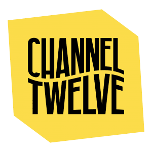 Channel Twelve Logo Yellow